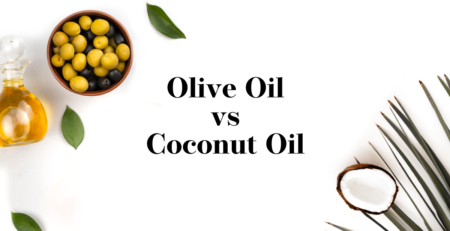 coconut vs olive oil