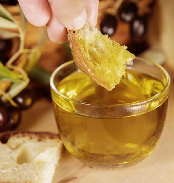 Nutrition olive oil